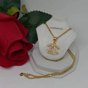 18k Real Gold - not plated or filled